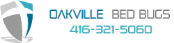 Oakville Bed Bugs Logo
